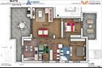 Planimetria Lecce - Eurodomotica Comparto 28 1