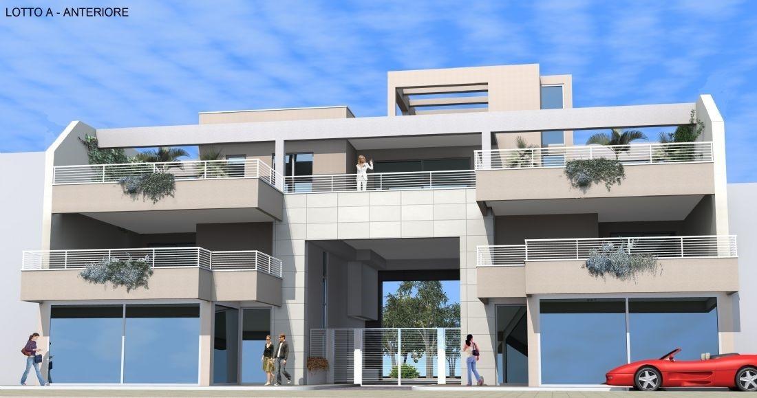 Lecce - complesso residenziale Renoir