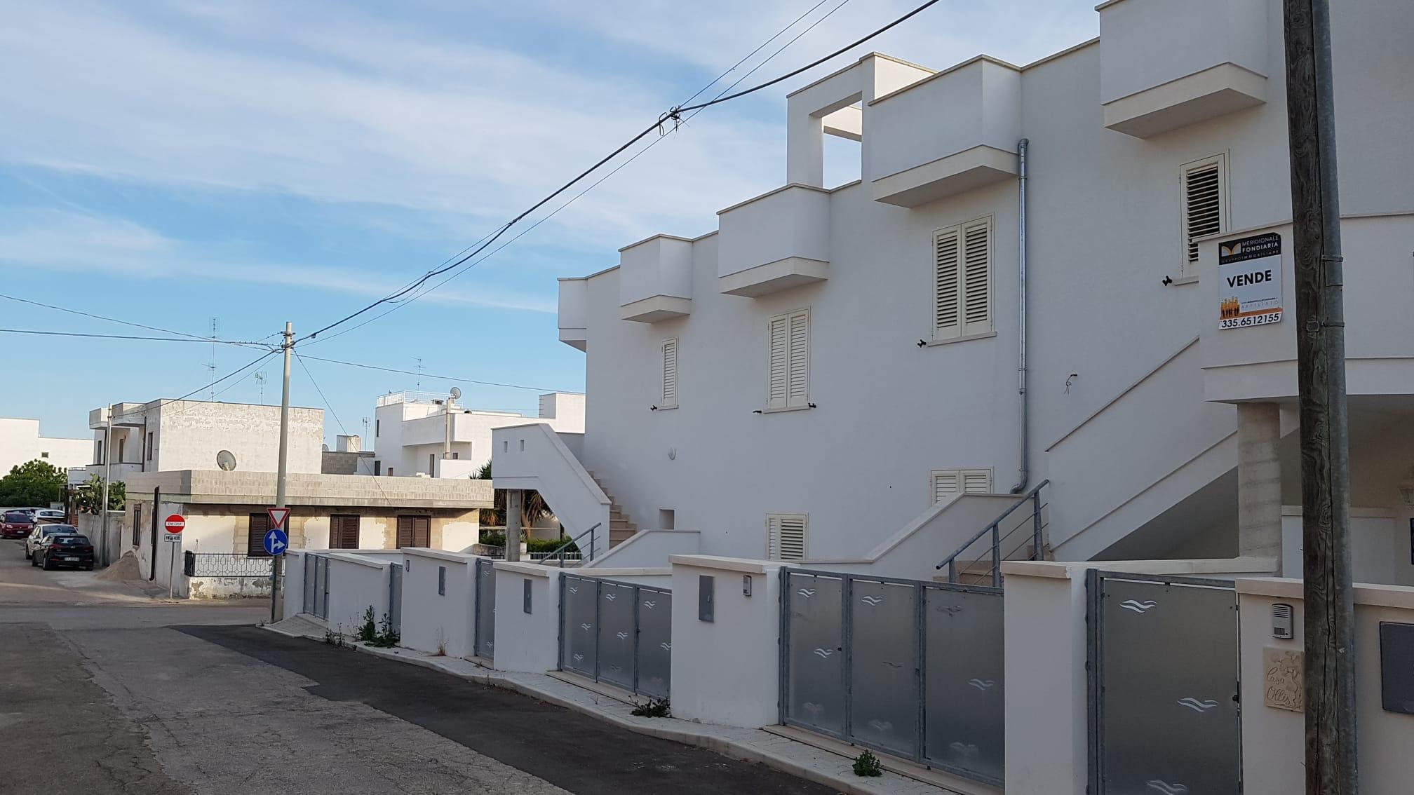 Lido Marini – Ugento, Complesso Via Maroncelli